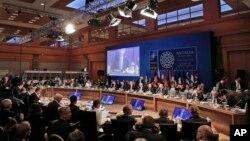 Засідання міністрів закордонних справ НАТО
