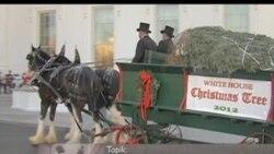 Suasana Natal di AS (Bagian 1) - Warung VOA