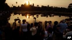 Kota Siem Reap, Kamboja. (Foto: ilustrasi)