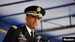 빈센트 브룩스 미한연합사령관 겸 주한미군사령관. (자료사진)