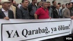 Ya Qarabağ, ya ölüm! şüarı