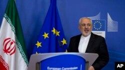 جواد ظریف د ایران د بهرنیوچارو وزیر دی