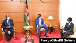 Safarka Muuse Biixi ee Nairobi