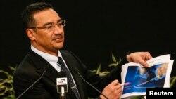 ملائیشیا کے وزیر ٹرانسپورٹ حشام الدین