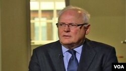 Stiven Sejbo, Nemački Maršalov fond