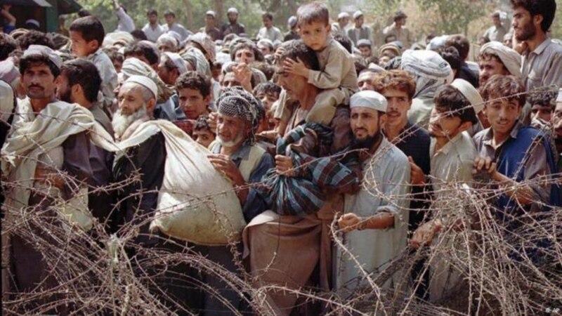 هند سره ددوستۍ سزا په پاکستان کې افغان کډوال گالي