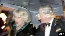 Нападение на лимузин принца Чарльза, Лондон 9 декабря 2010 года