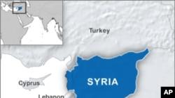 هێزهکانی ئاسایش و خۆپـیشـاندهران له سوریا به یهکدا دهدهن