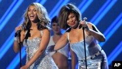 Beyoncé e Tina Turner