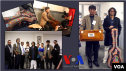Pakistani musicians and artists visit VOA's Urdu Service