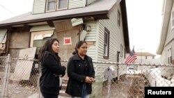 Son, al menos, 200 casas que deberán ser derribadas debido a las precarias condiciones en las que quedaron después del paso del huracán.