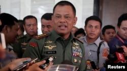 Panglima TNI Jenderal Gatot Nurmantyo memilih untuk tidak melakukan perjalanan ke AS (foto: dok).