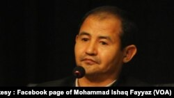 محمد اسحاق فیاض، پناهجوی افغان در آلمان