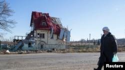 Село Семенівка поблизу Слов'янська