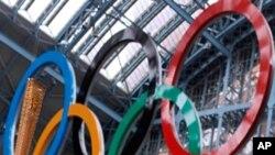 لندن اولمپکس کے لیے ایک ہزار امریکی سیکیورٹی اہل کاروں کی پیش کش