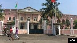 Presidência São Tomé e Príncipe