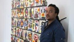 "Evan Claver mostra ""Folk Tales - Contos populares"" em Luanda - 18:30"