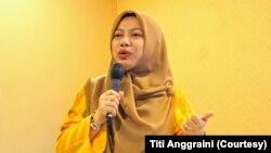 Direktur Perludem Titi Anggraini. (Foto: Courtesy/Titi Anggraini)