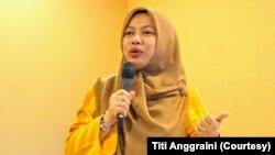 Direktur Eksekutif Perludem, Titi Anggraini. (Foto: dok. pribadi)