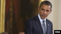 Barack Obama dijo que el desafío debe asumirse con igual unidad que la mostrada por los estadounidenses en el combate.