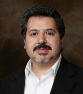 Dr. Najib Ghadbian, Professor of Political Science at the University of Arkansas and a Syrian activist