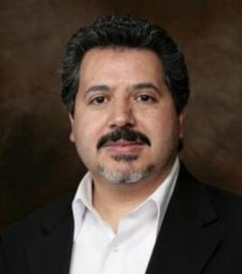 Dr. Najib Ghadbian, Professor of Political Science at the University of Arkansas and a Syrian activist