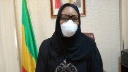 Seko ni donko ministriso nyemogo, Mme N'DIAYE Ramatoulaye Diallo