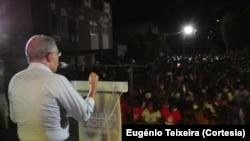 Campanha de Carlos Veiga, Cabo Verde