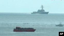 سمندری حدود کی خلاف ورزی پر جاپان کا چین سے احتجاج