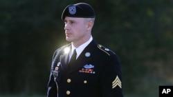 بو برگدال، گروهبات سابق ارتش آمریکا