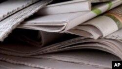 په کندوز کې مطبوعاتي چارې کمزوري شوي