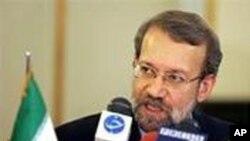 伊朗议会议长拉里贾尼