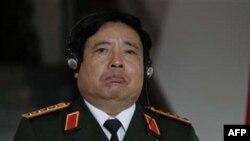 Bộ trưởng Quốc phòng Việt Nam, Ðại Tướng Phùng Quang Thanh