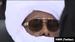 Rais wa zamani wa Chad Hissene Habre
