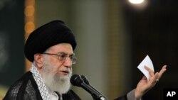 伊朗領導人哈梅內伊