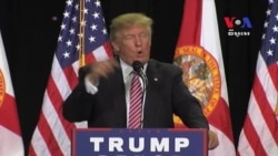 Trump Outlined Plan to Deal with Terrorism