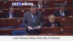Cuộc khủng hoảng nhân đạo ở Ukraine có thể sẽ không chấm dứt (VOA60)