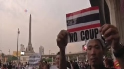 泰國軍方:目前條件不適於選舉