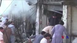 巴基斯坦三大城市受襲擊 40多人喪生 (粵語)