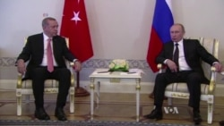 Analysts: Putin, Erdogan Meeting Largely a Show