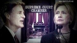 New Republican Pitch: Contain a Clinton Presidency