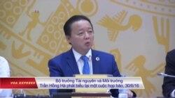 Bộ trưởng nói biển miền Trung an toàn, dân chưa thấy thuyết phục
