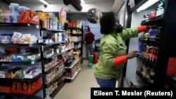 Convenience store - corner shop - small business - entrepreneurship