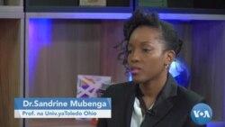 Dr Sandrine Mubenga, molakisi pe monganga na Genie Electrique