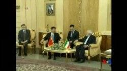 2016-01-23 美國之音視頻新聞: 美國冀與中國合作確保伊朗履行核協議