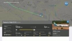 İran'da Ukrayna Havayolları'na Ait Yolcu Uçağı Düştü