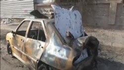 巴格達數宗炸彈襲擊至少29人死亡