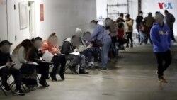 За една недела 963.000 Американци останале без работа