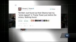 Трамп звинуватив Обаму в таємному прослуховуванні його виборчого штабу під час кампанії. Відео