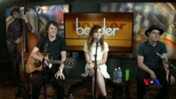 Border Crossings: Echosmith